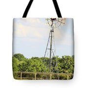 Wind Mill Tote Bag