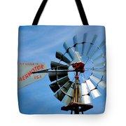 Wind Mill Pump In Usa 2 Tote Bag