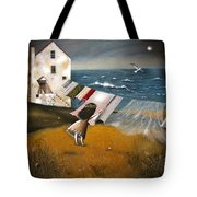 Wind Of Change. Tote Bag