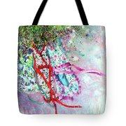 Wind Of Summer Tote Bag