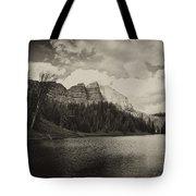 Wind River Lake Tote Bag