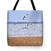 Wind Surfing Tote Bag