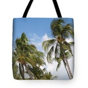Wind Though The Trees Tote Bag