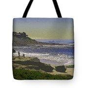 Windansea Texture Tote Bag