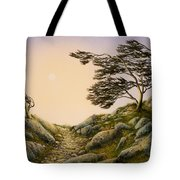 Windblown Warriors Tote Bag
