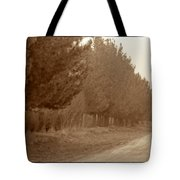 Windbreak, Central Iran Tote Bag