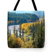 Winding Creek Tote Bag