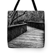 Winding Forward Tote Bag