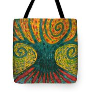 Winding I Tote Bag