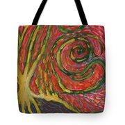 Winding IIi Tote Bag