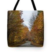 Winding Road Of Awenda Tote Bag