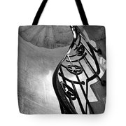 Winding Stairs Tote Bag
