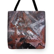 Winding Tower  Tote Bag