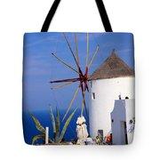 Windmill Art Tote Bag