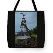 Windmill House 1 Tote Bag
