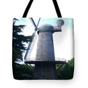 Windmill In Golden Gate Park Tote Bag