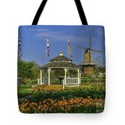 Windmill Island Gardens  Tote Bag