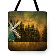 Windmill On My Mind Tote Bag