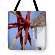 Windmill Strength Tote Bag