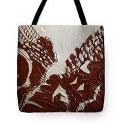 Window - Tile Tote Bag