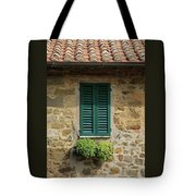 Window #3 - Cinque Terre Italy Tote Bag