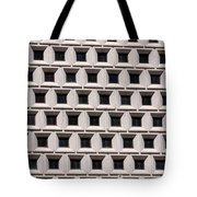 Window Abstract Tote Bag
