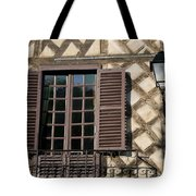 Window And Light Tote Bag