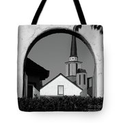 Window Arch Tote Bag by CML Brown