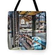 Window Arches Tote Bag