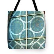 Window Artistic Tote Bag