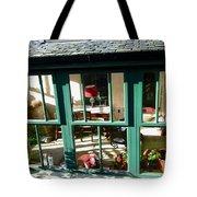 Window At Corcreggan's Mill Tote Bag