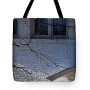 Window Blue - 1 Tote Bag