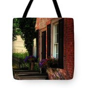 Window Boxes Tote Bag