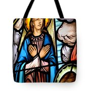 Window Detail The Assumption Tote Bag