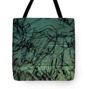 Window Drawing 010 Tote Bag