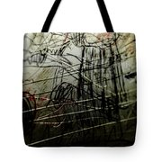 Window Drawing 02 Tote Bag by Grebo Gray