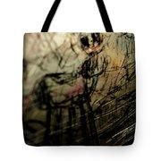 Window Drawing 03 Tote Bag