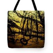 Window Drawing 06 Tote Bag