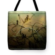 Window Drawing 07 Tote Bag by Grebo Gray