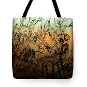 Window Drawing 09 Tote Bag