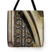Window Elements Tote Bag by Todd Blanchard