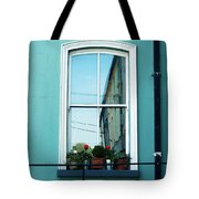 Window In Ennistymon Ireland Tote Bag