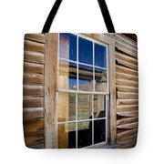 Window In Perspective Tote Bag