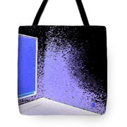 Window In The Empty Room Tote Bag