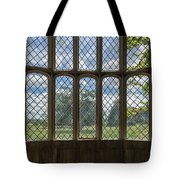 Lacock Abbey Wales Tote Bag