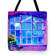 Window Of Dreams Tote Bag