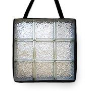 Window Of Glass Tote Bag