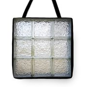 Window Of Glass Tote Bag