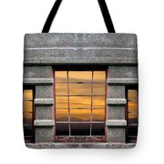 Window Of Hope Tote Bag