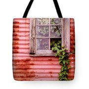 Window Of Ivy Tote Bag